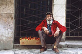 Fruit Seller, Havana, Cuba — Stock Photo