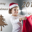 Merry Christmas 2012 — Stock Photo
