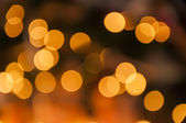 Bokeh effect — Stock Photo