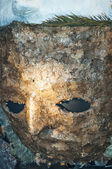Chariot carnival mask-like — Stock Photo