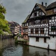 Petite France, Strasbourg — Stock Photo