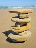 Stones balanced — Stock Photo