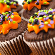 Halloween Cupcakes — Stock Photo #13521100