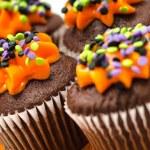 Halloween Cupcakes — Stock Photo #13521100