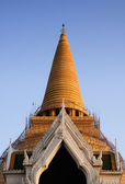 Front of stupa, Thailand — Stock Photo
