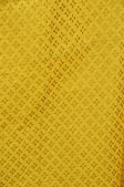 Golden textile — Stock Photo