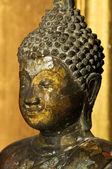 Gros plan d'une statue de bouddha — Photo