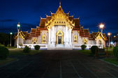 Marmurowa świątynia — Zdjęcie stockowe