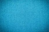 Blue fabric — Stock Photo