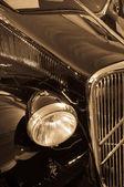 An antique car — Stock Photo