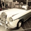 Mercedes-Benz 220S Cabriolet — Stock Photo