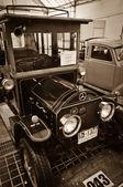 Mercedes-benz — Foto Stock