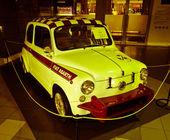 Fiat 600 — Stock Photo