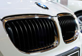 Front of BMW — Stock Photo