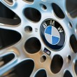 BMW's wheel — Stock Photo #18411797