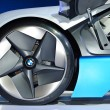 the bmw vision efficientdynamics vehicle — Stock Photo