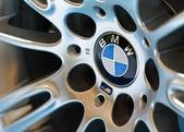 BMW's wheel — Stock Photo