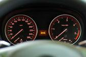Dashboard of BMW — Stock Photo