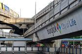 City life of Bangkok — Stock Photo
