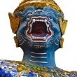 Thai style guardian giant — Stock Photo