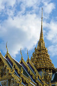 Thai style temple — Foto Stock