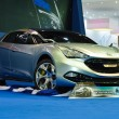 Hyundai iflow concept car - Foto de Stock