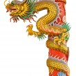 Chinese style dragon — Foto de stock #18611895