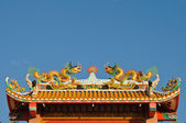 Chinese style temple — Stock Photo