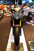 Yamaha FZ8-N — 图库照片