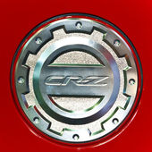 Honda CR-Z — Stock Photo