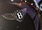 BENTLEY Continental Super Sport GT — Stock Photo