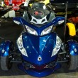 CAN AM Spyder RT - Stock Photo