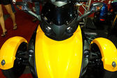 CAN AM Spyder RS — Stock Photo