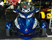 CAN AM Spyder RT — Stock Photo