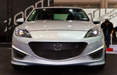 Mazda 3 Thrilling-4 Concept — Stock Photo