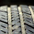 Worn Tire — Stock Photo #13947852