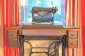 Máquina de escrever vintage — Fotografia Stock