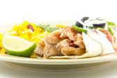 Enchilada Rice — Stock Photo
