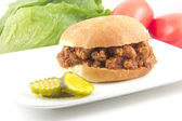 Sloppy Joe — Stock Photo