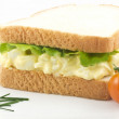 Egg Salad Sandwich — Foto de Stock   #51440055