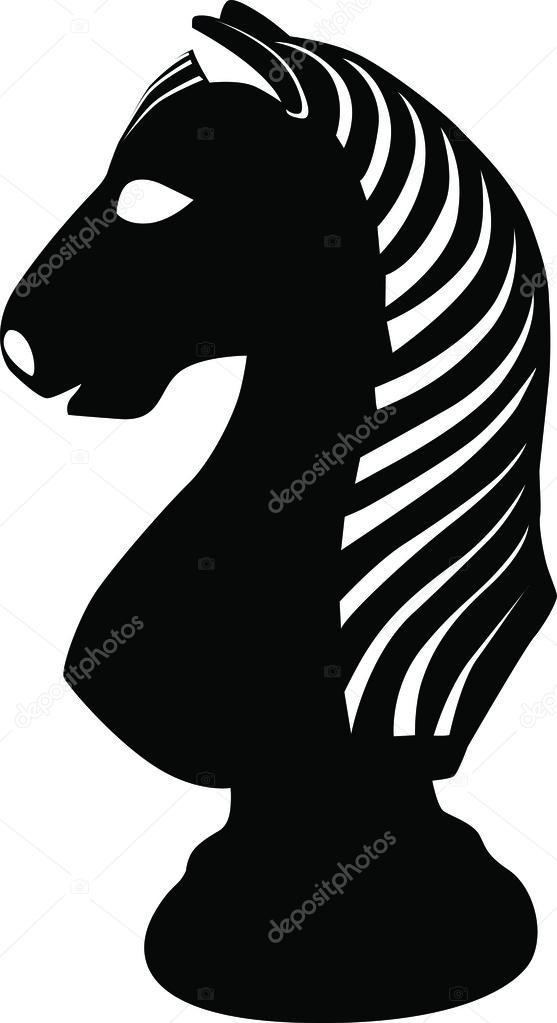ajedrez de caballo � vector de stock 169 weter777 14159724