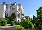 Livadia Palace Crimea, Ukraine summer retreat of the last Russian tsar, Nicholas II Built in 1911 by architect N P Krasnov — Stock Photo