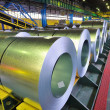 Rolls of steel sheet — Stock Photo #13352877