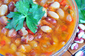 Bean soup — Stock Photo