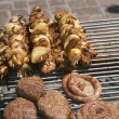 Barbecue feast — Foto de Stock