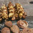 Stockfoto: Barbecue feast