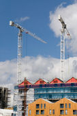 Building site 4 — Stock Photo