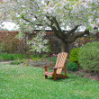 Garden Bench — Stock Photo #13531575