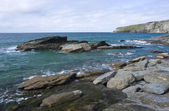 North Cornwall coastline 2 — Stockfoto
