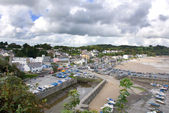 Saundersfoot — Stock Photo